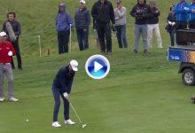 ¡Fin de la posesión! Peterson se excedió del tiempo en el GolfSixes y Dredge se lo hizo saber (VÍDEO)