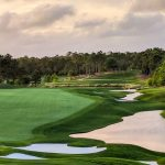 EAGLE POINT GOLF CLUB Hoyo 17