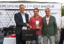 José Mª Macías (47 puntos) campeón en el Circuito Renault de Golf Amateur en el Olivar de la Hinojosa