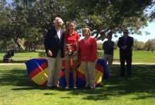Elena Arias triunfa en el Internac. de España Stroke Play tras firmar el mejor resultado del torneo