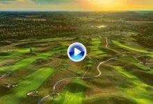 Erin Hills, en Wisconsin, acoge el 117º US Open, conózcalo Hoyo a Hoyo a vista de pájaro (VÍDEO)
