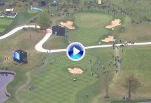 Siga en DIRECTO a través de este enlace la primera jornada del GolfSixes con Larrazábal y Campillo