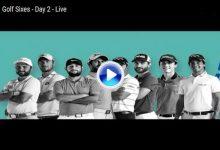 Siga en DIRECTO, a través de este enlace, la 2ª y definitiva jornada del GolfSixes del Tour Europeo