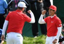 Dinamarca, primera gran campeona del innovador GolfSixes. Australia y Escocia completaron el podio