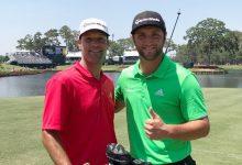 """Eduardo Celles, profesor de Jon Rahm: """"El Golf es un deporte de ganadores y luchadores"""""""