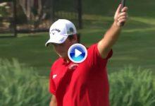 Reed se lució en casa: purazo desde casi 20 metros para lograr el Par… y el golpe del día (VÍDEO)
