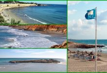 Orihuela obtiene once banderas azules. Es la 2ª ciudad de España con más distintivos de calidad
