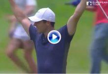 El Tour homenajea a Rory, por su cumpleaños, con 10 de sus mejores golpes ¡imprescindible! (VÍDEO)