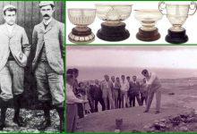 ¿Sabias que… los trofeos de golf más antiguos de España están en las vitrinas del RCG Las Palmas? (I)