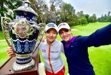 Corea manda en el LPGA. Kim Sei-young gana la final del Lorena Ochoa ante Jutanugarn