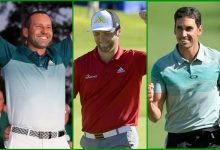 Jon, Sergio y Rafa, dispuestos a seguir haciendo historia en el Dell Tech., 2º PlayOff de la FedEx Cup