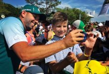 Sergio García hace felices a sus fans. El Campeón del Masters, el más solicitado en The PLAYERS