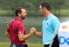 Sergio (5º) y Jon (8º): solo Estados Unidos iguala a España en número de golfistas en el Top 8 mundial