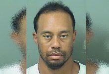 Tiger, detenido por la policía de Júpiter tras presuntamente conducir en estado de embriaguez