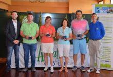 La XXIII edición del Circuito de Golf «Trofeo El Corte Inglés» hizo parada en Alicante Golf