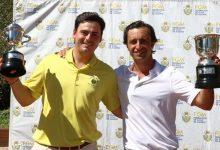 Álvaro Veiga se impone en el Campeonato Abierto de Madrid disputado en Golf Santander