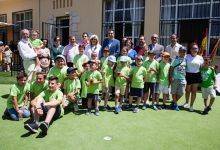 Los niños de Brea de Tajo, una pequeña población de 560 habit., hacen realidad uno de sus sueños
