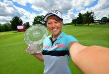 Ciganda finaliza en el T7 en el Meijer LPGA, uno de sus torneos fetiche. Ganó Brooke Henderson