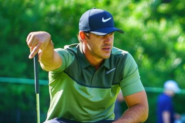 Brooks Koepka se lleva el talón más importante en la historia del golf, se embolsó 2.160.000 dólares