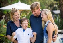 Ernie Els, finalista del Sports Humanitarian of the Year Award por su dedicación al autismo
