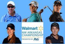 La LPGA hace parada en el Walmart de Arkansas, el escenario más ruidoso y con la Armada al completo