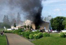 Un incendio en la Casa Club donde se disputaba el Czech Ladies Challenge obliga a acortar el torneo