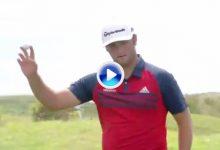 Jon Rahm no se rinde en París, con este golpazo en su último hoyo doblegaba al Golf National (VÍDEO)