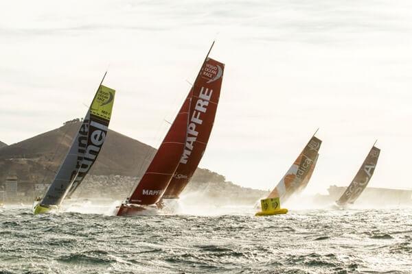 La Volvo Ocean Race cambia su ciclo a dos años, con lo que la salida de la 14ª edición será en 2019