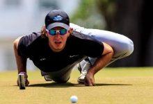 El hijo mayor de Jiménez,  Miguel Ángel Jiménez Jr., hace su debut como profesional en Buenavista Golf