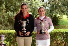 Paula Neira certifica su victoria en el Campeonato de España Amateur tras una gran semana de golf