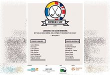 Buenavista Golf acoge por primera vez en Canarias, una Ryder Cup Canarias-Gran Bretaña, será el 11-J