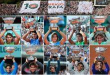 ¡Bravo Rafa! Nadal agranda su leyenda logrando su décimo Roland Garros y decimoquinto Grande
