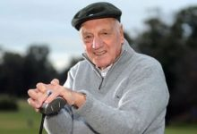Fallece Roberto de Vicenzo a los 94 años de edad. Un Grande, leyenda del golf argentino
