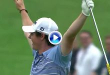 McIlroy hizo saltar por los aires el US Open de 2011 con este gran eagle en el Congressional (VÍDEO)