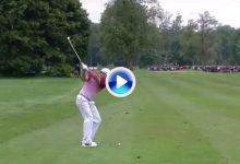Este tirazo de Sergio en el tres dejando la bola dada le daba impulso y esperanza en el BMW (VÍDEO)