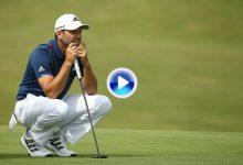 ¡Bravo! Un approach de Sergio se cuela entre los mejores golpes de la 2ª j. del US Open (VÍDEO)
