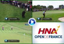 3 tirazos de Olazábal, C.-Bello y Jiménez entre los 10 mejores de la historia del Open de Francia (VÍDEO)