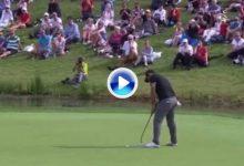 El Golf es duro: Este putt desde menos de un metro priva a Levy del triunfo en Alemania (VÍDEO)