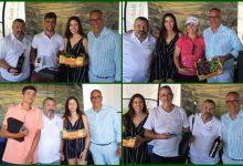 José Ramón Piñol, Carlos Meana, Pedro A. Pérez e Ingrid Quiles, Campeones del VI Torneo OpenGolf