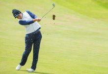 Carlota Ciganda es cuarta en el Scottish Open y peleará por estrenarse este curso en la LPGA