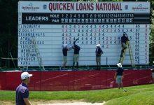 Lingmerth, directo hacia su 2ª victoria en el PGA. Domina el Quicken Loans con Ogilvy al acecho