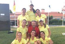 España gana a Dinamarca y ya está en las semis del Campeonato de Europa Absoluto Femenino 2017