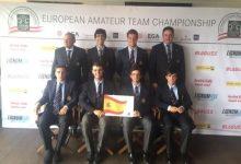 España tira de épica para ganar a Noruega en el Europeo Absoluto Masculino. Suecia espera a semis
