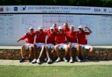 España, medalla de plata, cede in extremis ante Dinamarca en la final del Europeo Sub 18 Masculino
