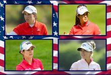 Poker español en el US Women's. Azahara, Carlota, Belén y Beatriz, a por el primer Grande para España