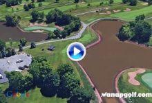 Conozca, a vista de pájaro, el Glen Abbey GC, campo Nicklaus que acoge el Canadá Open (VÍDEO)