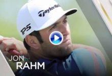 ¿Te perdiste a Jon Rahm? Aquí está lo mejor de sus ¡65 golpes! en el Open de Irlanda en solo 3′ (VÍDEO)