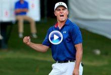 EL PGA Tour «regala» a Jordan Spieth sus 24 mejores golpes en el día de su 24 cumpleaños (VÍDEO)