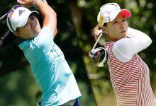 Choi vs. Kang: duelo por todo lo alto para conocer a la nueva campeona del Women's PGA. Ciganda, T36