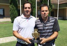 El madrileño Mancebo y el argentino Nicolás del Grosso conquistan el Dobles de Madrid con -12